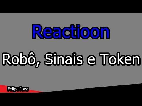 Reactioon - Robô para trading automático (Opera direto na corretora)