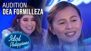 Dea Formilleza - Through The Fire | Idol Philippines 2019 Auditions