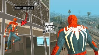 how to install spiderman mod in gta san andreas - TH-Clip