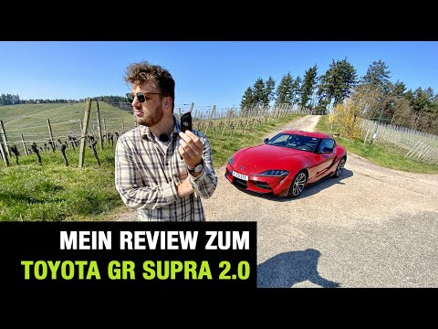 2020 Toyota GR Supra 2.0 Coupe (257 PS) 🇯🇵 Fahrbericht | FULL Review | Test-Drive | Sound | POV 🏁