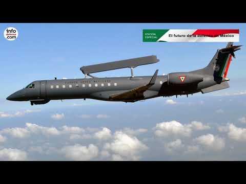 La flota de la Fuerza Aérea Mexicana cuenta con 370 aeronaves y tiene una operatividad del 62%