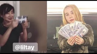 Lil Tay's Viral Videos Got Her Mom Fired from Her Real Estate Job 👀