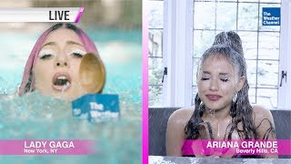 Lady Gaga & Ariana Grande - A Downpour In Chromatica