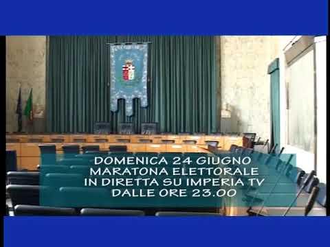 DOMENICA 24 GIUGNO IN DIRETTA SU IMPERIA TV IL RISULTATO DEL BALLOTTAGGIO