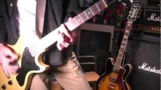 JOHNNY THUNDERS/ BABY TALK(Guitar Cover)