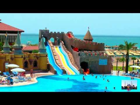 Красивое видео путешествие по курортам Турции. Анталийское побережье