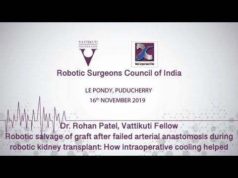 RKT Salvage of Failed Arterial Anastomosis