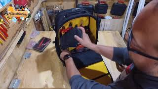 DEWALT DWST81690-1 Rucksack Backpack - Time to change my tool bag with a better one.....