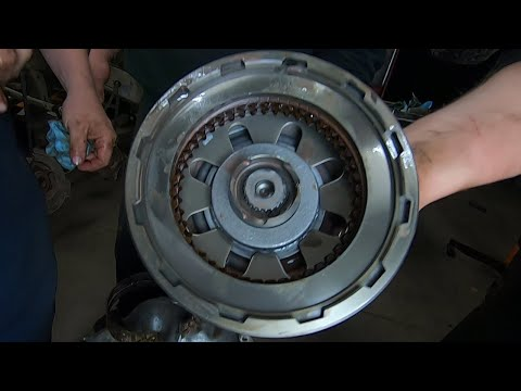 TJ Wrangler 3 Speed Transmission - Removing & Diagnosing Issues