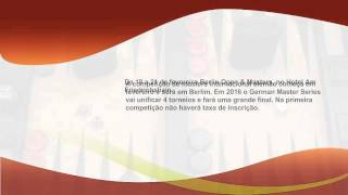 Masters Berlin 2016