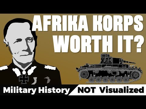 Was the Afrika Korps worth it?