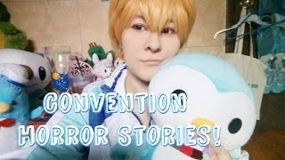 🐧 Convention Horror Stories! 🐧