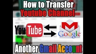 2 Trips | How To Transfer YouTube Channel to Another Account Gmail and move videos to brand channel