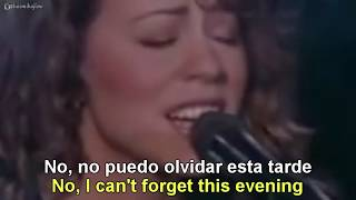 Mariah Carey   Without You [Lyrics English   Subtitulado Español]