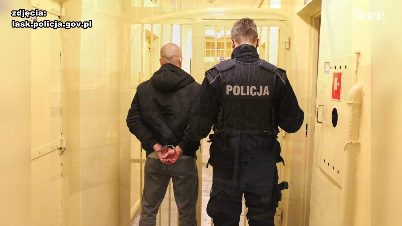 Ponad 1,5 kg narkotyków zabezpieczonych w Powiecie Łaskim