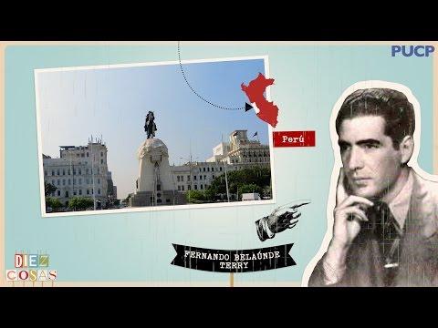 #10cosas: Fernando Belaúnde Terry, el arquitecto presidente - PUCP