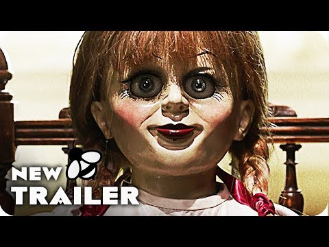 ANNABELLE 2: CREATION 8 Terrifying Film Clips (2017) Horror Movie
