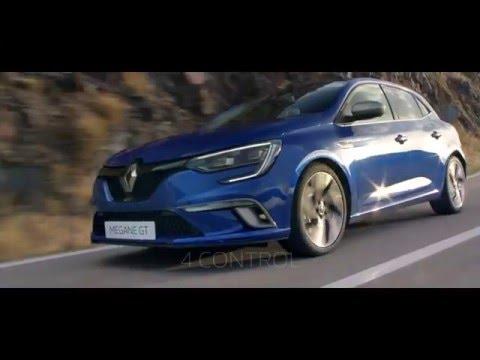 Renault  Megane Хетчбек класса C - рекламное видео 2