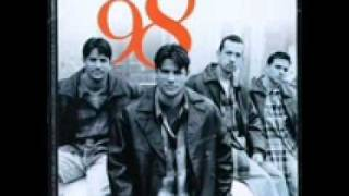 98 Degrees - Invisible Man