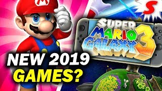 What NEW Mario Games Will Release in 2019? - Siiroth