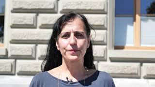 [Translate to Italiano:] Übergabe der Petition bei der Bundeskazlei in Bern