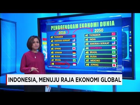 Indonesia, Menuju Raja Ekonomi Global
