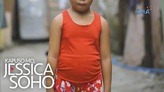 Kapuso Mo, Jessica Soho: 4-anyos na babae, nagdadalaga na?