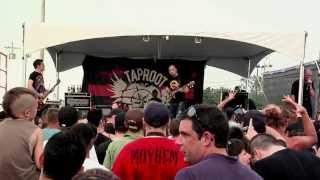 "Taproot Live ""Again & Again"" @ Rockapalooza 2013"