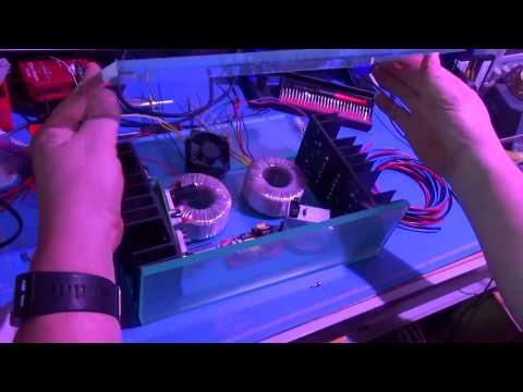 Eigenbau   Stereoverstärker Velleman K8060