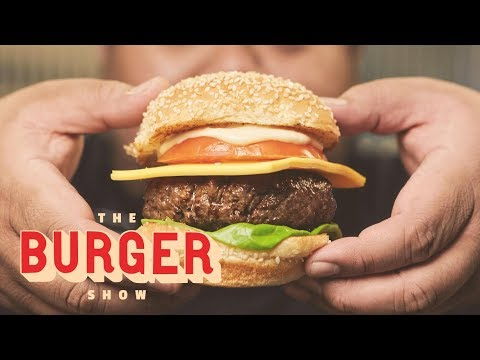 The Burger Show Is Coming   NEW SERIES Trailer