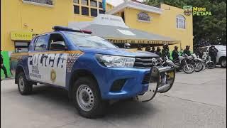 Seguridad en San Miguel Petapa