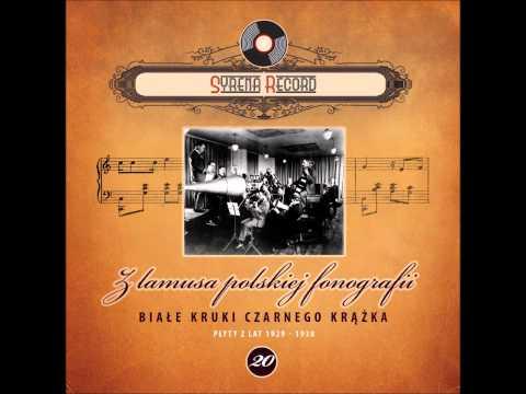 Wiera Gran - Tango portugalskie (Syrena Record)