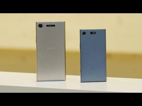 Sony Xperia XZ1 first look