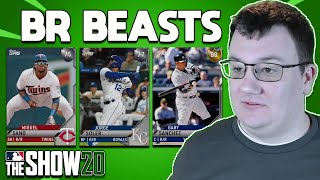 Top 10 BR Cards to Draft (Battle Royale Tips) MLB The Show 20 Diamond Dynasty