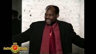 Dr. Gabriel Oyibo: History Of The Universe ' God Grand Unified Theorem