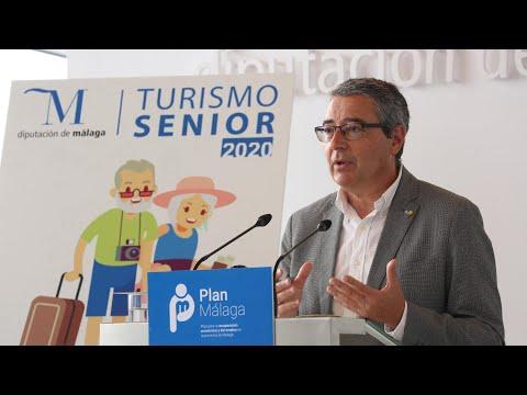 Presentación de la segunda edición del plan de Turismo Sénior