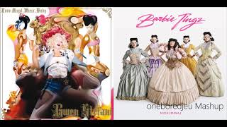 Barbie Girlz - Gwen Stefani vs. Nicki Minaj (Mashup)