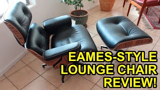 EMod Eames Style Lounge Chair Review