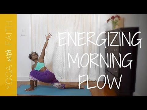 Energizing Flow, 10 Minutes