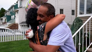 At-home DNA test brings father and daughter together for first time