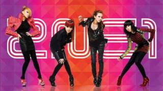 Love is Ouch - 2NE1 Album