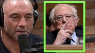 Bernie Sanders and the DNC | Joe Rogan & Andrew Yang