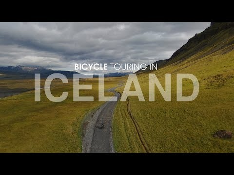 Bikepacking in ICELAND