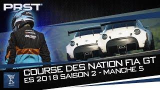 GRAN TURISMO SPORT : ES2 MANCHE 5 - NATION FIA GT I Mal compris !!