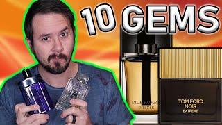 10 AMAZING MIND BLOWING MENS DESIGNER FRAGRANCES | 10 FRAGRANCE GEMS