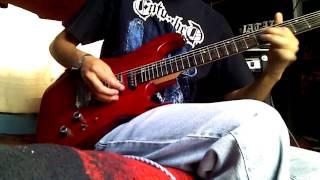 Misanthropic - Dismember (Guitar Cover) HD