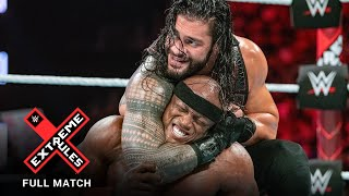 FULL MATCH - Bobby Lashley vs. Roman Reigns: Extreme Rules 2018