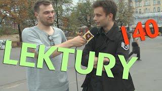 LEKTURY (Masochista) - odc. #140 MaturaToBzdura.TV