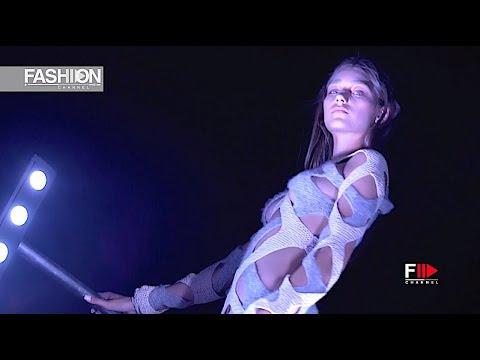 MARIA KE FISHERMAN Highlights MBFW Spring Summer 2020 Madrid - Fashion Channel