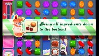 Candy Crush Saga Level 1374 walkthrough (no boosters)